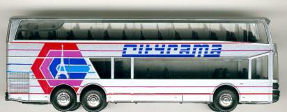 Herpa Setra S 228 DT CITYRAMA