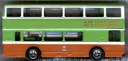 Corgi Metro Bus DD YR./Halifax