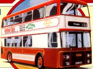 Corgi Metro Bus DD YR./Huddersfield