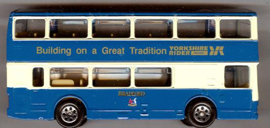 Corgi Metro Bus DD YR./Bradford
