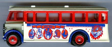 Lledo London-Bus BIG-TOP