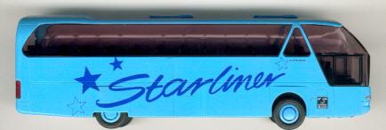 Rietze Neoplan-Starliner IAA-Werbemodell