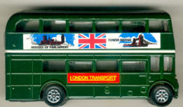 SEEROL LONDON-Routemaster-D-Bus LONDON TRANSPORT
