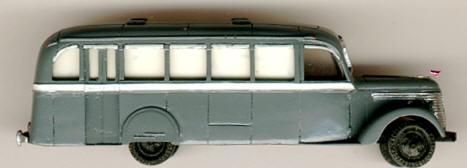 V/R ZIS 16 Omnibus russ.Handarbeit