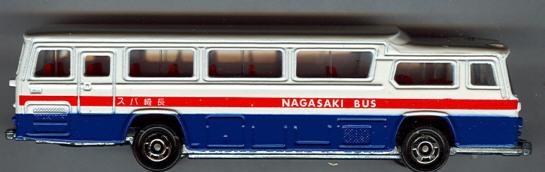 Tomica FUJI Semi-Decker Nagasaki Bus