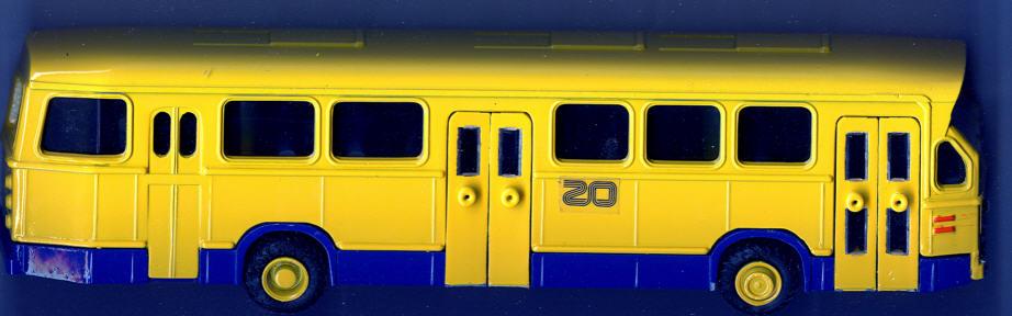 Lion-Toys  DAF-Citybus ZO