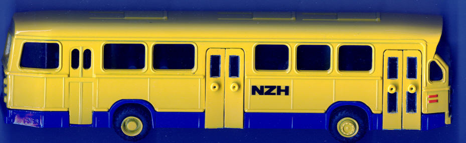 Lion-Toys  DAF-Citybus NZH