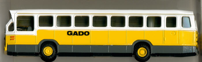 Lion-Toys  DAF-Citybus GADO