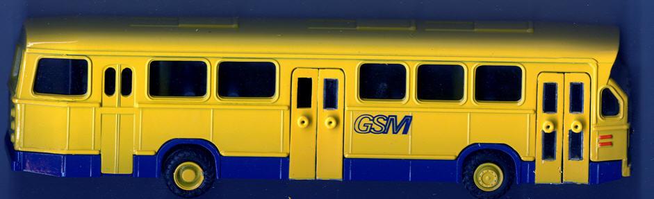 Lion-Toys  DAF-Citybus GSM