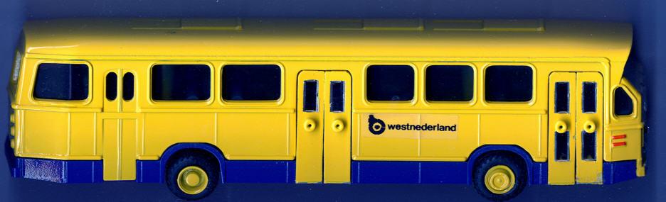 Lion-Toys  DAF-Citybus westnederland