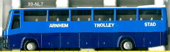 JOAL VOLVO Coach Arnhem Trolley Stad