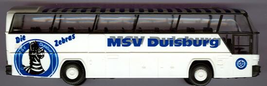 Rietze Neoplan-Cityliner MSV Duisburg